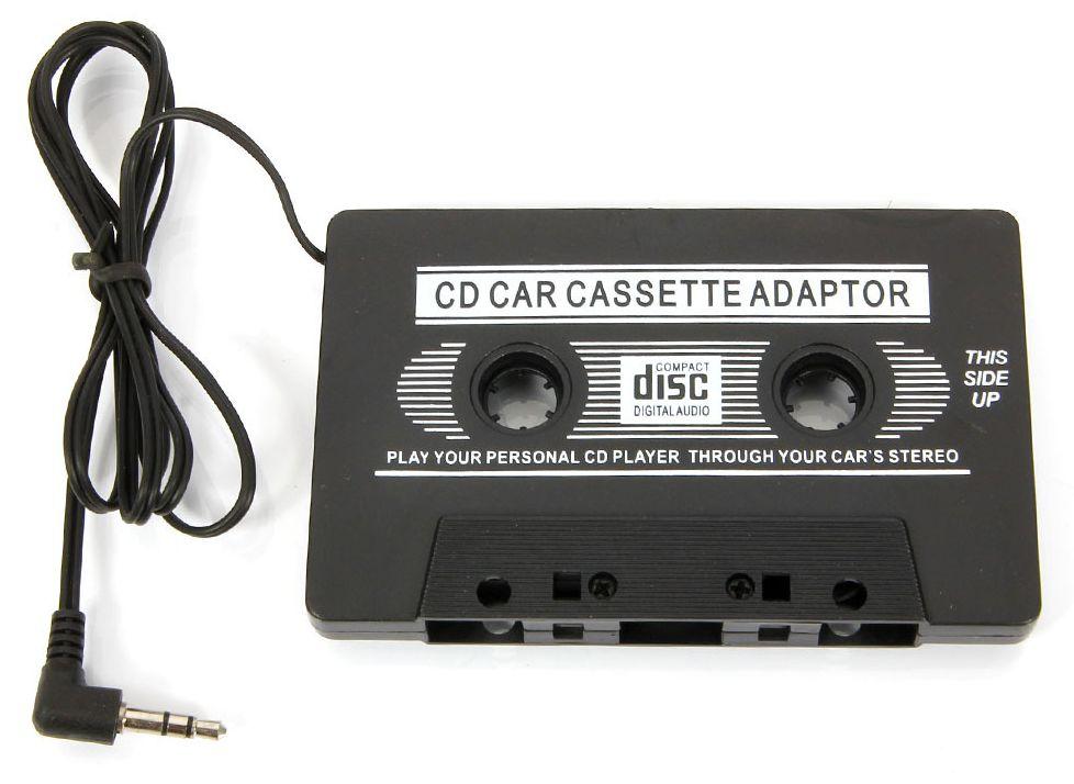 CD to cassette adaptor