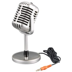 Geeek Classic Vintage Microphone Oldskool