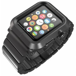 LunaTik EPIK Aluminum LunaTik Apple Watch 42mm Black Case