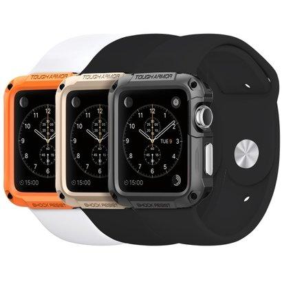 Geeek Stahl- Schutzring für Apple-Watch 42mm