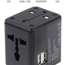 All in One Universal International Power Plug
