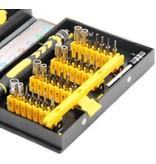 Geeek Professionele Gereedschapset Toolkit 38-delig voor Smartphone & Tablet Reparatie