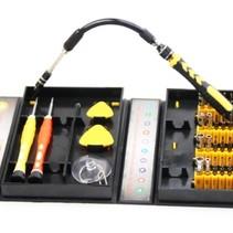 Professionelle 38-teiliger Werkzeug Toolkit für Smartphone und Tablet-Reparatur