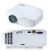 Geeek Mini LED Beamer Projector 130 inch