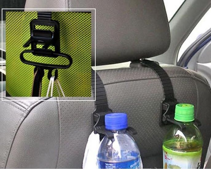 Geeek Universal Auto Bag And Bottle Holder