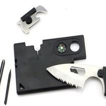 Wallet Multi-Funktionswerkzeug mit Messer