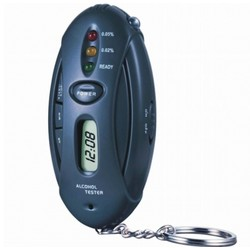 Geeek Mini Alcohol Tester Keychain