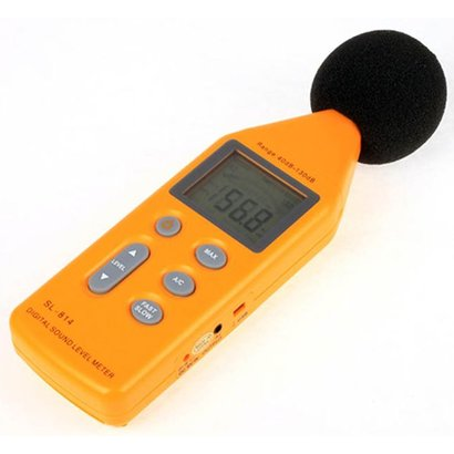 Geeek Digitaler Audio-Lautstärkemesser mit USB-Anschluss