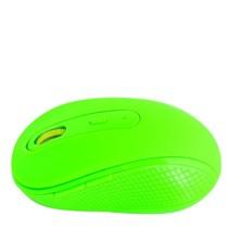 Fruit Series Mouse - Apple 2,4Ghz Draadloze muis groen