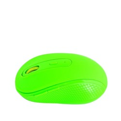 Geeek Fruit Series Mouse - Apple 2.4Ghz wireless mouse green