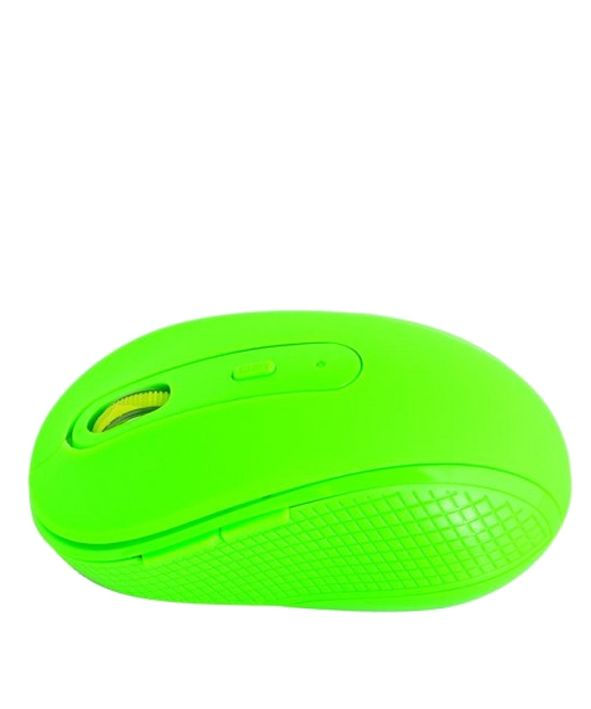 Fruit Series Mouse - Apple 2,4Ghz Draadloze muis groen