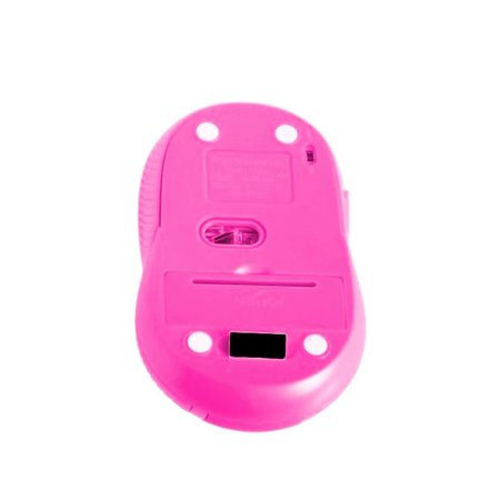 Geeek Fruit-Series Mouse - Cherry 2,4Ghz funk Maus – Rosa