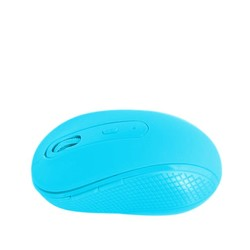 Geeek Fruit Series Mouse - Blueberries 2,4Ghz wireless mouse blue