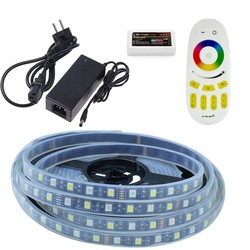 Geeek LED Strip Set RGBW 5 meter 300 leds