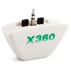 Geeek Headset-Mikrofon Converter Adapter für Xbox 360