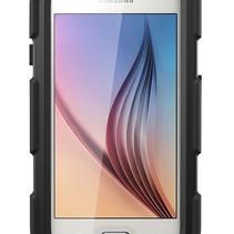 Survival Case Samsung Galaxy S6 - Schwarz