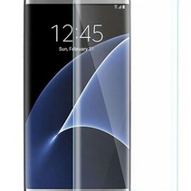 Stevig Tempered Glass Screenprotector Galaxy S7 Edge