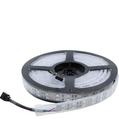 Geeek RGB LED-Stripes 5m 600 LED zweireihig