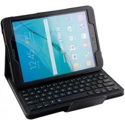 Geeek Bluetooth Keyboard Case Cover Samsung Tab S2 9.7 Black