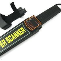 Mobiele Hand Metaal Detector - Lichaam scanner