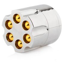 Grinder Metalen Cilinder Bullet Revolver