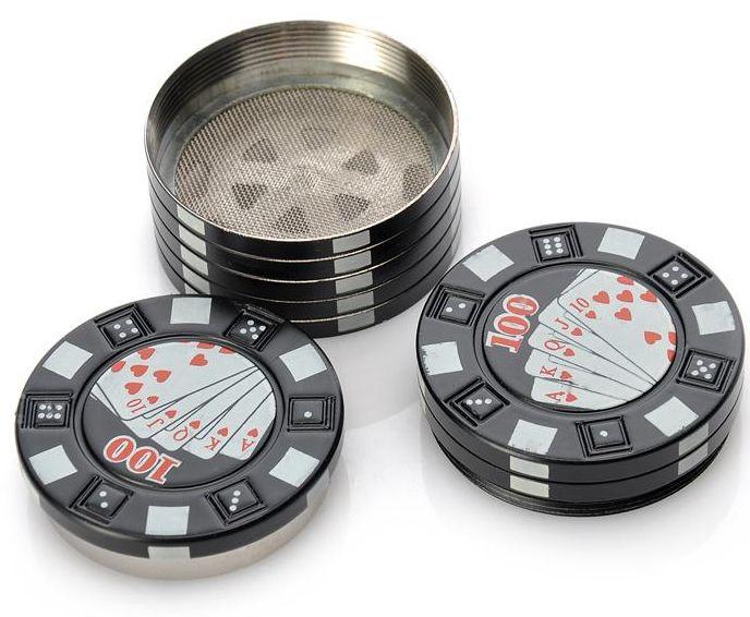 Poker chip grinder review
