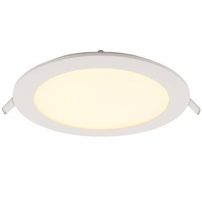 Geeek LED-Panel-Runde 6W 105mm Warm White