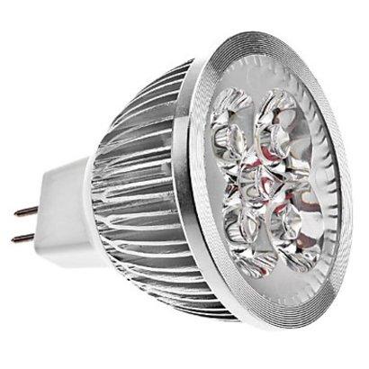 Geeek GU5.3 MR16 LED-Lampen-Punkt 4 Watt Cold White