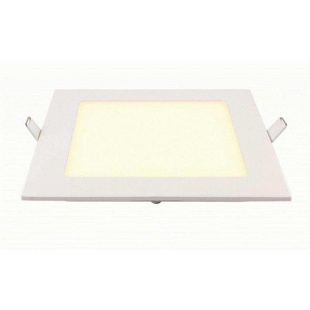 Geeek LED-Panel-Platz 170x170 mm 12W Cold White