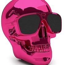 Aero XS Bluetooth Skull Skull Speaker Pink Rose