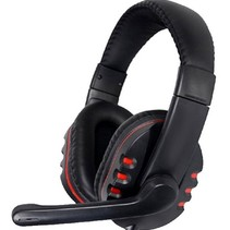 PC Gaming Headset Headphone Over-Ear Stereo Headphones