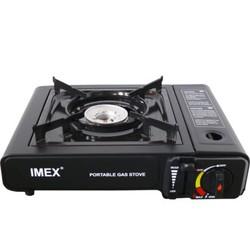 IMEX Imex Draagbare Gaskookplaat voor Camping Outdoor