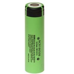 Panasonic Panasonic NCR18650B 3350mAh Li-ion Rechargeable Battery