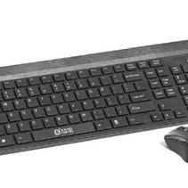Draadloos Toetsenbord Media Control met Muis SF-K201