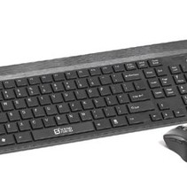 Wireless-Tastatur mit Maus Media Control SF-K201
