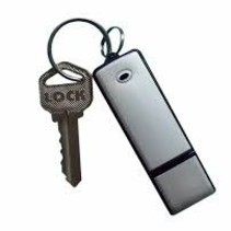 USB Stick Voice Recorder / Memorecorder - 4 GB Opslag