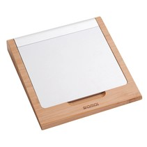 Wooden stand for Apple Track Pad - Bamboo
