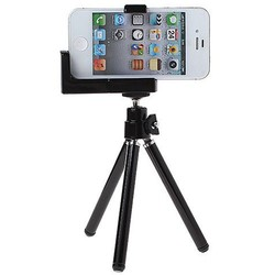 Geeek Universele tripod voor Android Smartphone, iPhone of mobiele telefoon
