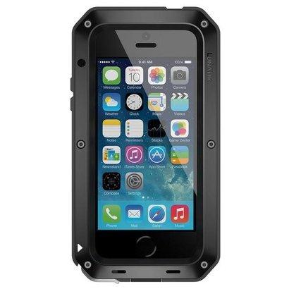 LunaTik Taktik STRIKE Schutzhülle iPhone 6 / 6S Schwarz