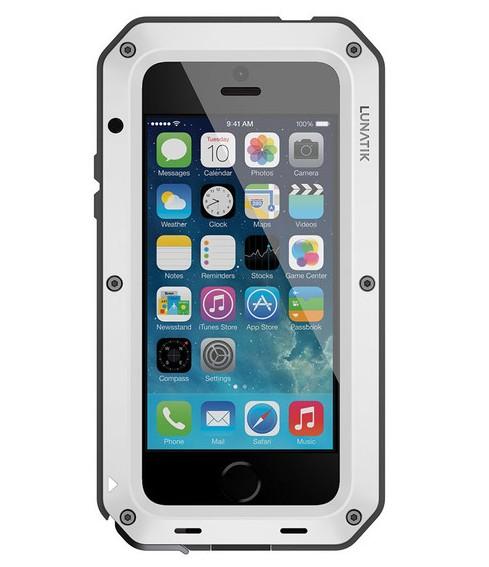 TAKTIK STRIKE Bescherm Case iPhone 6 - 6s Wit