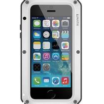 TAKTIK STRIKE Bescherm Case iPhone 5 / 5s / SE Wit