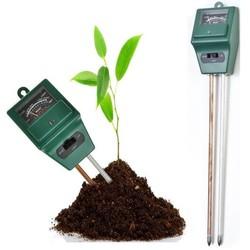 Geeek 3-in-1 PH Meter Vochtigheidsmeter Planten Tester Vochtmeter Moisture Meter