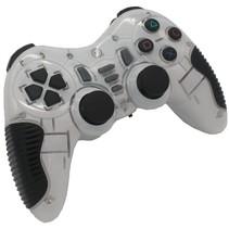 2,4 GHz Wireless Controller Gamepad Joystick Weiß Ultra Shock