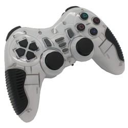 Geeek 2,4 GHz Wireless Controller Gamepad Joystick Weiß Ultra Shock
