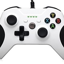 Wired Controller Weiss fur Xbox One (S)