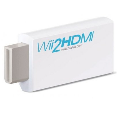 Geeek Nintendo Wii to HDMI Converter Adapter
