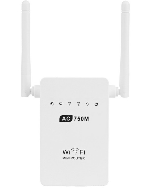 750 Meter Wireless WiFi Versterker Repeater Range Extender