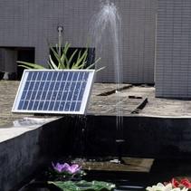 Starke Waterpompset Solarbrunnen Solar Energy