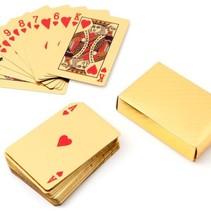 Speelkaarten Goud