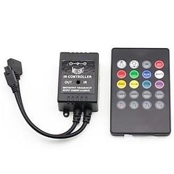 Geeek Musik-LED IR-Fernbedienung RGB 20 Key